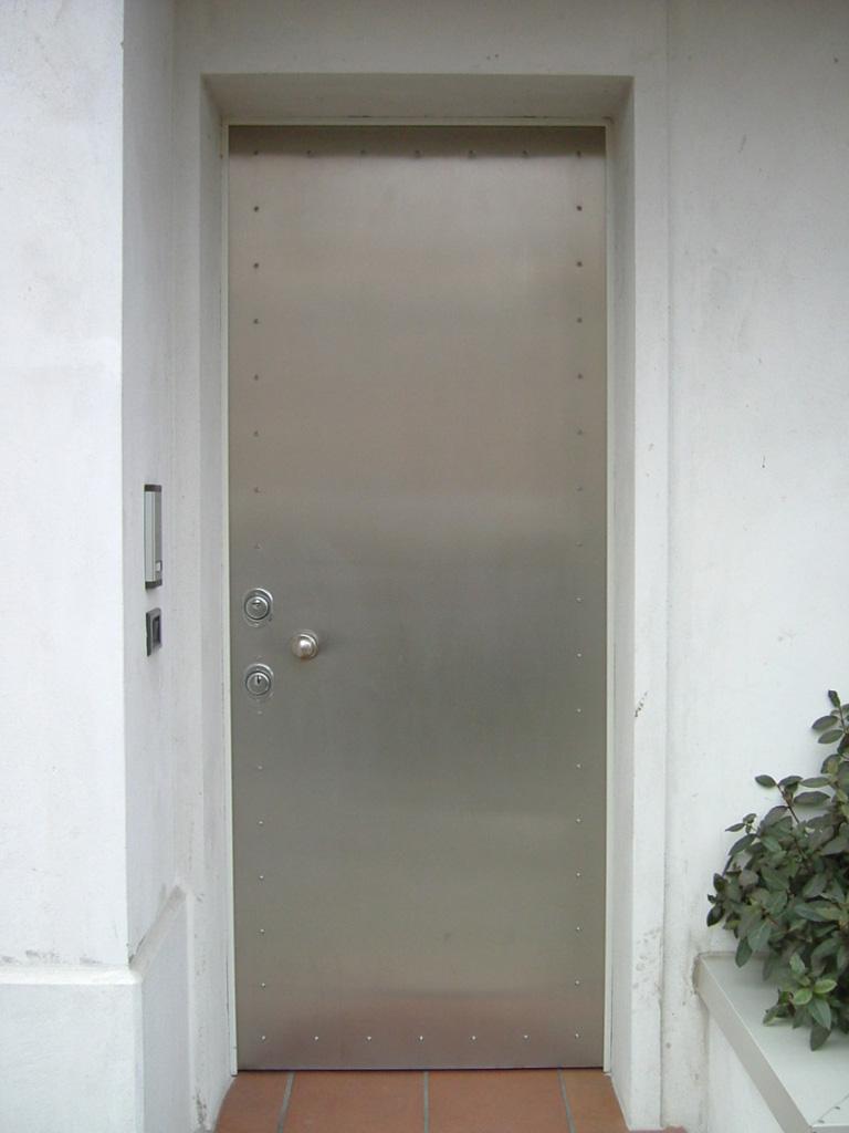 Super Infissi acciaio inox   MCD Porte & Serramenti LL38