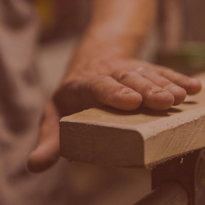 50 anni di esperienza nel settore del legno